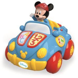 Clementoni Voiture radiocommandée Roule Mickey