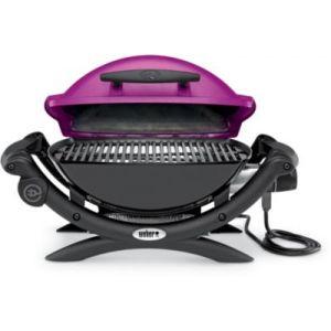 Weber Q1400 - Barbecue électrique à poser