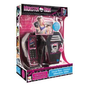 IMC Toys Intercom Téléphone Monster High