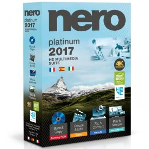 Nero 2017 Platinum pour Windows
