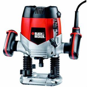 Black & Decker KW900EKA - Défonceuse électronique 1200W