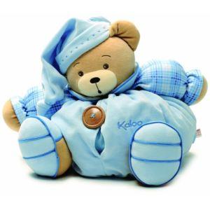 Kaloo Peluche range-pyjama Patapouf Blue