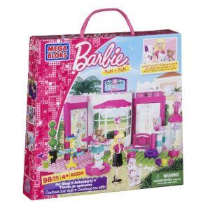 Mega Bloks 80224U - L'animalerie Barbie