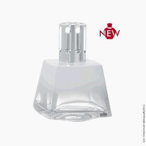 Lampe Berger Lampe à parfum polygone en verre