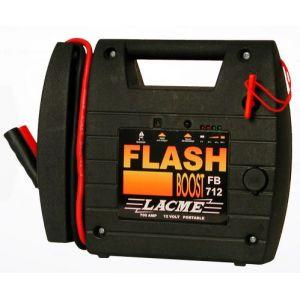 Lacme FLASH BOOST 712 - Démarreur autonome professionnel pour véhicule équipé de batterie 12V