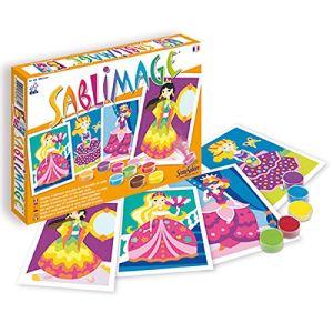 Sentosphère Sablimage - Princesses
