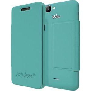 Wiko WIFLF0036 - Coque arrière pour Wiko Rainbow 4G