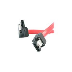 StarTech.com LSATA18RA1 - Câble SATA 150/300 46 cm