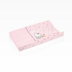 Brevi Matelas à langer Hello Kitty Petites Fleurs (70 x 50 cm)