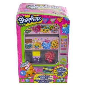 Giochi Preziosi Coffret Shopkins : Mallette Distributeur Pâtisserie