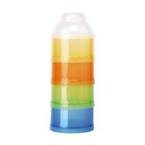 Saro Boîte doseuse de lait empilable