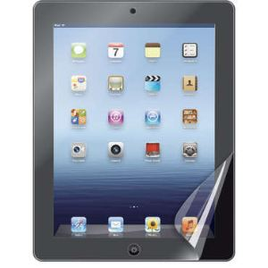 Muvit MUSCP0225 - 2 Films de protection d'écran pour iPad 3