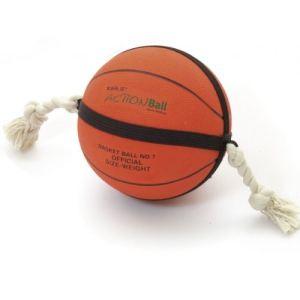 Karlie Ballon de basket Action Ball pour chien (24 cm)