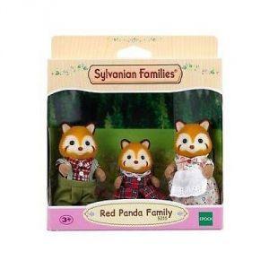 Epoch Sylvanian Families 5215 - Famille panda roux