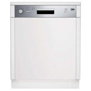 Beko TDSN04210X - Lave-vaisselle encastrable 12 couverts