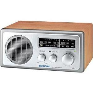 Sangean WR-1 - Poste de radio analogique