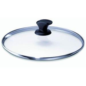 Beka Couvercle Vita en verre bord inox 30 cm