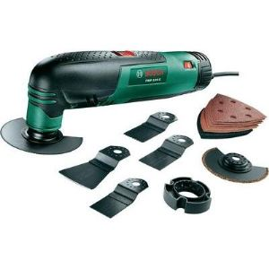 Bosch PMF 190 E Set - Outil multifonctions 190W