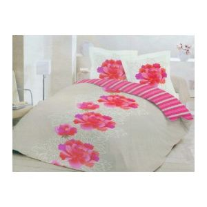 housse de couette fleurs 220x240 comparer 117 offres. Black Bedroom Furniture Sets. Home Design Ideas