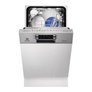 Electrolux ESI4500LOX - Lave-vaisselle intégrable 9 couverts