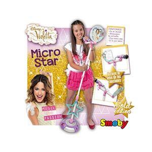 Smoby Micro sur pied Violetta