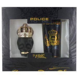 Police To Be King - Cofret eau de toilette et shampooing douche