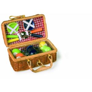 Legler 8951 - Panier à pique-nique coloré