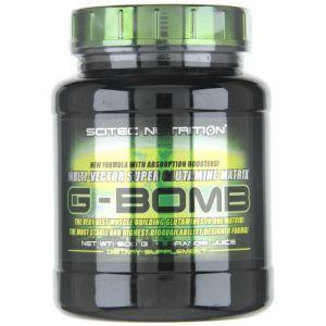 Scitec nutrition G-Bomb 2.0 - 500gr jus d'orange