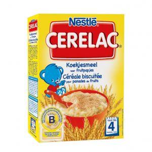 Nestlé Cerelac Céréale biscuitée 400 g - dès 4 mois