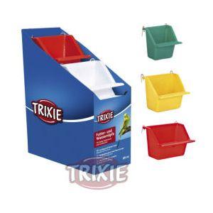 Trixie Mangeoire pour nourriture et eau