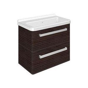 alterna sous vasque every day avec 2 tiroirs - Meuble Vasque Salle De Bain 50 Cm Nature