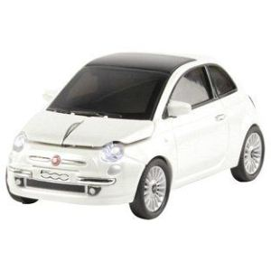 Click Car Fiat 500 New Wireless - Souris optique sans fil