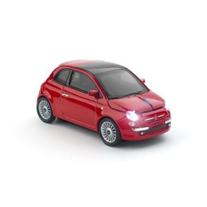 Click Car Fiat 500 New Wireless - Souris optique sans fil