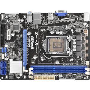 Asrock H61M-IDE - Carte mère socket LGA 1155