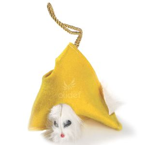Bobby Jouet pour chat Souris Cheese