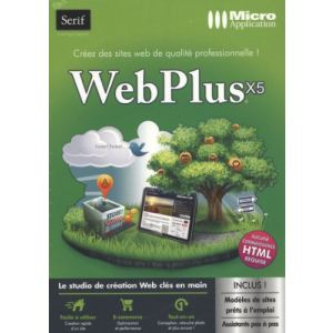 WebPlus X5 pour Windows