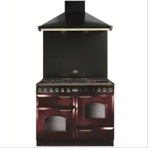 Piano de cuisson rouge comparer 65 offres - Piano de cuisson conforama ...