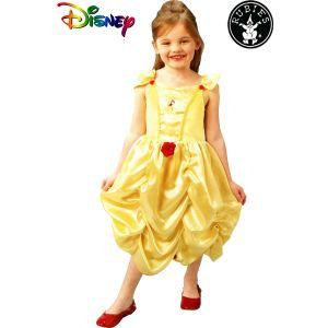 Rubie's Déguisement robe en satin Belle (3-4 ans)