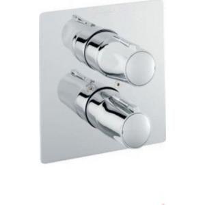 Jacob Delafon E71688-CP - Mitigeur bain douche Symbol encastré