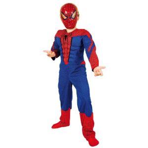 César Déguisement Spiderman 4 (3-5 ans)