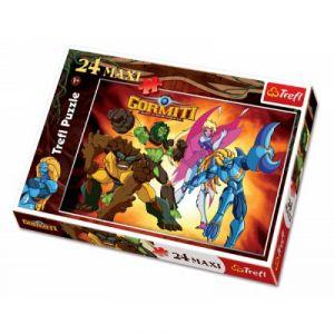Trefl Puzzle Gormiti 24 maxi pièces