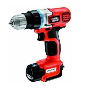 Black & Decker EGBL108 - Perceuse sans fil 10,8V