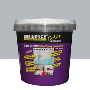 Résinence 7931 - Résine couleur Alu 500 ml