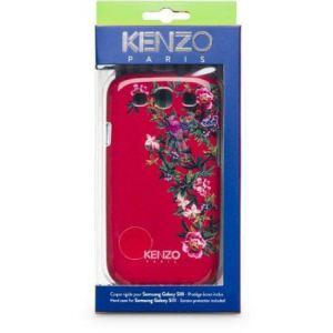 Kenzo KENZOEXOTICGS3R - Coque pour Galaxy S3 Mini