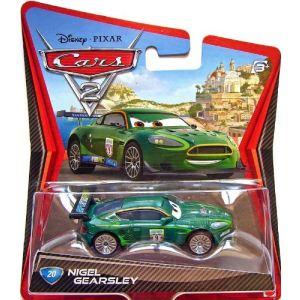 Mattel Cars 2 Nigel Gearsley