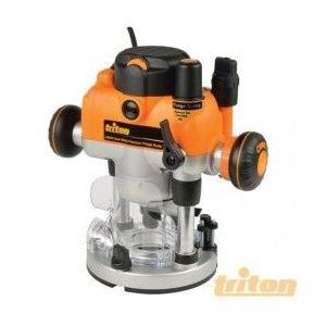 Triton MOF001 - Défonceuse de précision bi-mode 1400W