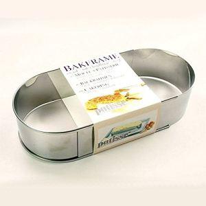Patisse 02168 - Cadre à pâtisser ovale
