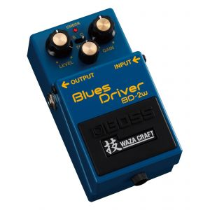 Boss Effect BD-2W Blues Driver Waza Craft Special Edition