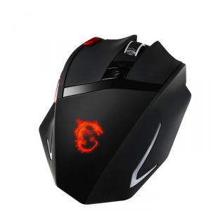 MSI Interceptor DS200 - Souris gaming laser filaire
