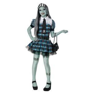 César Déguisement Monster High Frankie Stein (10-12 ans)
